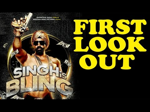 'Singh is Bling' ft Akshay Kumar, Lara Dutta & Amy Jackson - FIRST LOOK Out