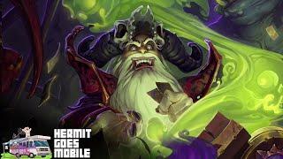 Hermit Goes Mobile - HEARTHSTONE Part 4 Naxxramas!!! iOS Android 1080p HD walkthrough
