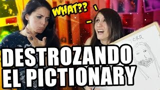 ¡¡PICTIONARY METALERO ♫ ZAYK vs VANEK!!