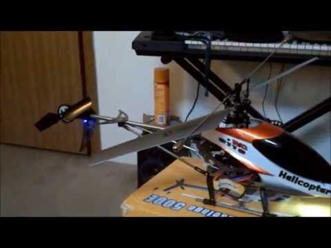 9116 Double Horse Helicopter review