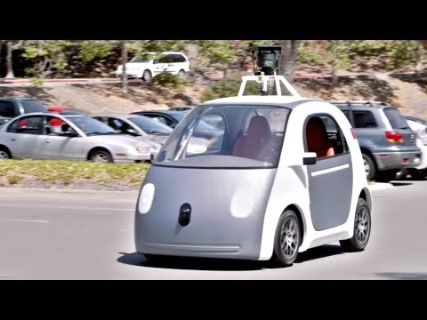 Californians To Get Self-Driving Cars In 2015