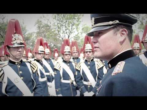 Escuela Militar Gran parada Militar 2013