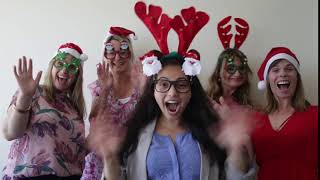 Merry Christmas from the National Foundation for the Deaf