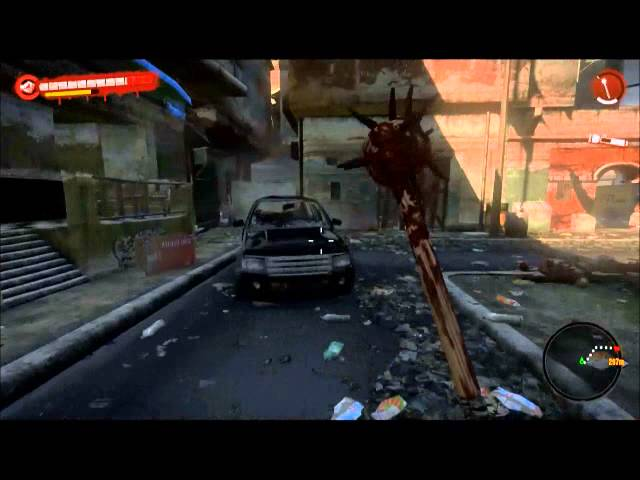 Dead island The morning star weapon review