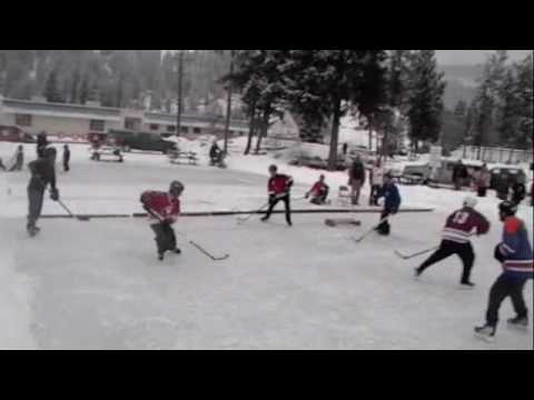 2010 Golden Pond Hockey Championship Second Half.m4v