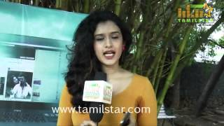 Aditi Acharya At FB Statushae Podu Chat Pannu Team Interview
