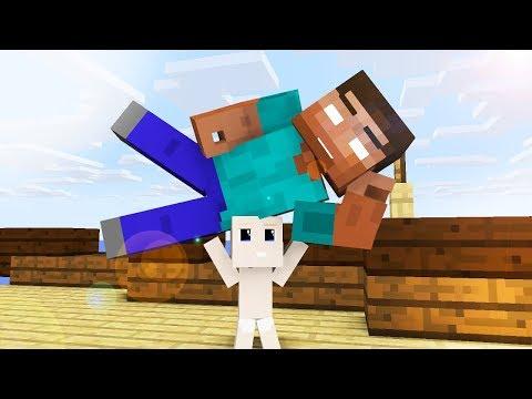 Steve Life 8-11  - Minecraft animation