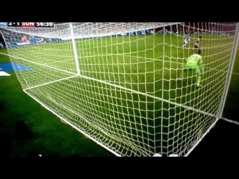 Samir Nasri vs Sunderland 2014