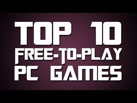 Top 10 Free-To-Play PC Games 2014