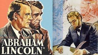 Abraham Lincoln (1930) |  Full Movie | Walter Huston, Una Merkel, William, L Thorne