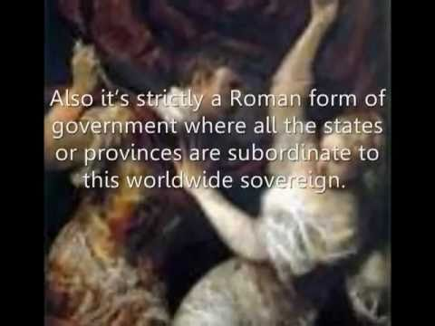 Satanic Vatican(P-16),The BLACK Pope (a)