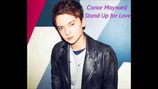 Watch Conor Maynard Stand Up For Love video