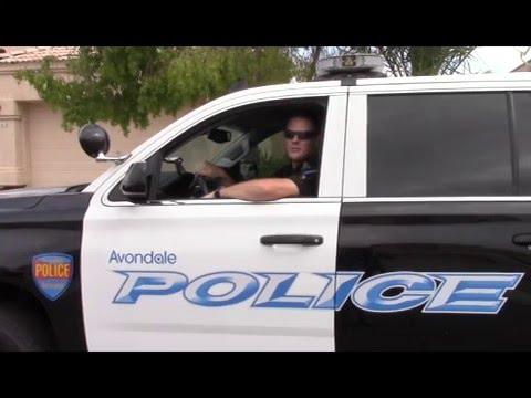 Crime prevention through environmental design for Avondale motor vehicle division avondale az