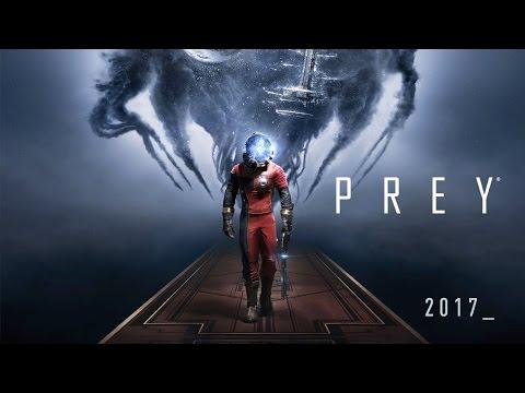 Prey — Тени монстры! Первый геймплей на русском! (HD)
