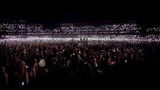 U2 - Bad - Shine our light for Michael Hutchence
