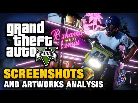 GTA 5 – Screenshots & Artworks Analysis (May 2, 2013) [Part 12]