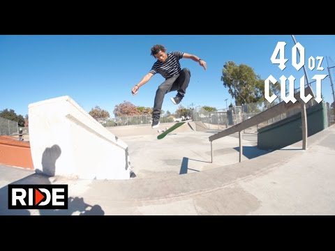 Kevin Romar, Jamie Tancowny & More - 40oz Cult