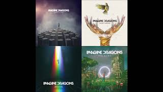 Imagine Dragons - The Megamix #3 (Mashup by InanimateMashups)