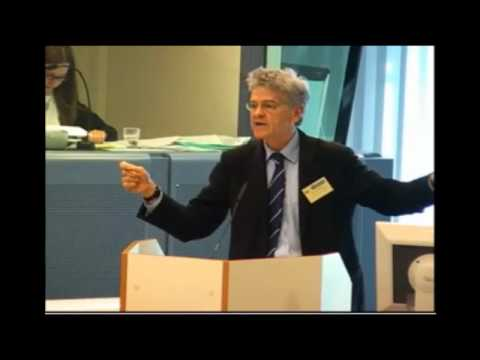 Professor Bill Mitchell - European Commission Jobs for Europe Conference