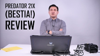 UNBOXING & REVIEW - ACER Predator 21X - Cel mai scump, mai greu, și mai performant laptop de gaming