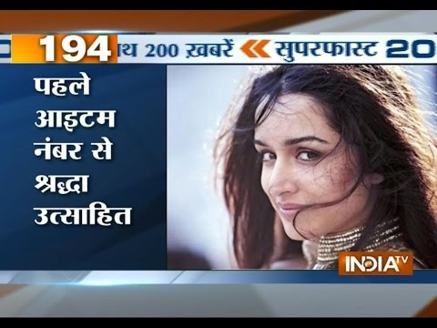 India TV News: Superfast 200 October 24, 2014 | 5PM