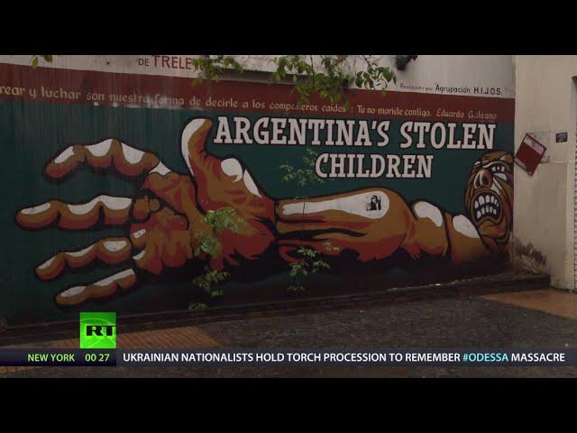 Dramatic stories of Argentina's stolen children (RT Documentary)