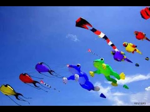 Hyderabad Kite Festival 2016