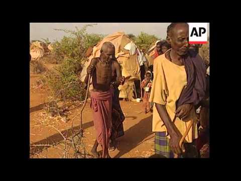 SOMALIA: HUMANITARIAN PROBLEMS CONTINUE
