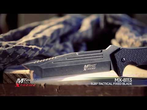MTech Brand Video - Master Cutlery Brand Video: Marine by MTech USA, MTech USA & MTech Xtreme USA
