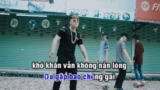 [Karaoke HD] CHÚNG TA LÀ ANH EM TỐT (Remix) - AKIRA PHAN   Beat gốc  