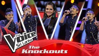 Hasitha Milinda | Keheral Kadagena The Knockouts | The Voice Sri Lanka