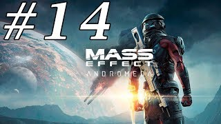 Mass Effect Andromeda Walkthrough *PART 14* Ark Natanus Survivors
