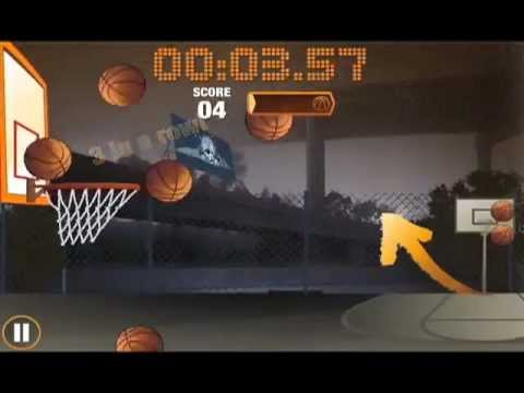 Hoops! Fully Loaded challenge