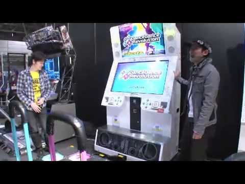 [JAEPO2013]BEMANI Ustream - DanceDanceRevolution����