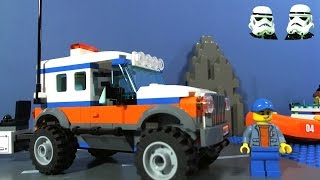 LEGO City Coast Guard 4x4 Response Unit 60165