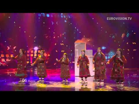 Buranovskiye Babushki - Party For Everybody - Live - Grand Final - 2012 Eurovision Song Contest