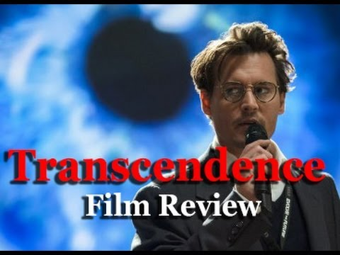 Transcendence - Starring Johnny Depp (Film Review)