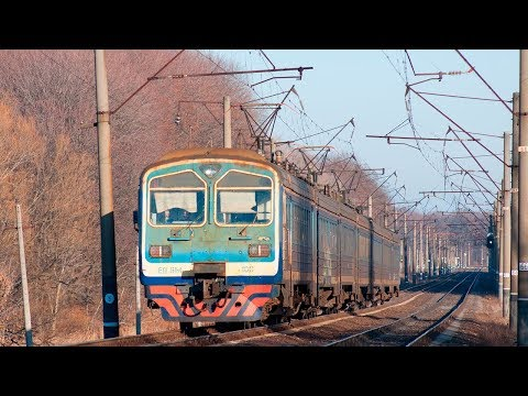 ZDSimulator - multiplayer. Эд9м-100 поезд №6035 Киев - Казатин. ТЧМ: Днепровский, ТЧМП: Кубышкин