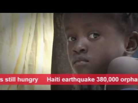 ACTIONAID New DRTV ad 'Picking Up The Pieces'