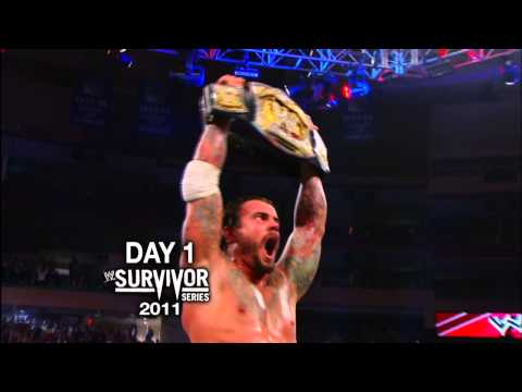 WWE Survivor Series 2012 DVD Trailer