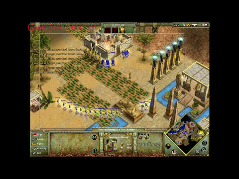 Age of Mythology: The Titans Part 24: The Ancient Relics [6/6]