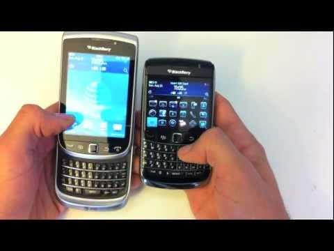 Video: Blackberry Torch 9810 Unboxing
