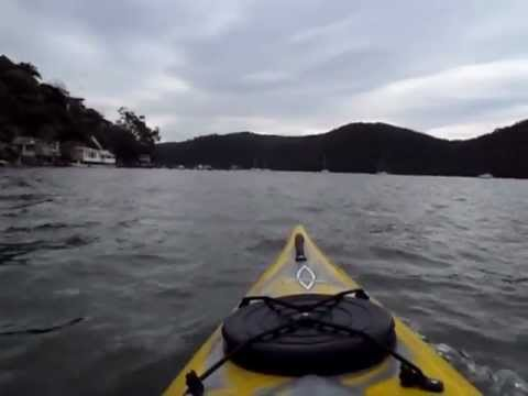 Exploratory Kayak Overnighter and Aqua Roo
