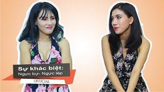 [Quay TV] Tập 16 - Sự Khác Nhau Giữa Ngực To Và Ngực Lép - Phim hài hay nhất Việt Nam