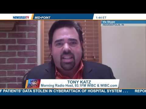 MidPoint | Tony Katz the radio show host from 93.1FM WIBC AND WIBC.com