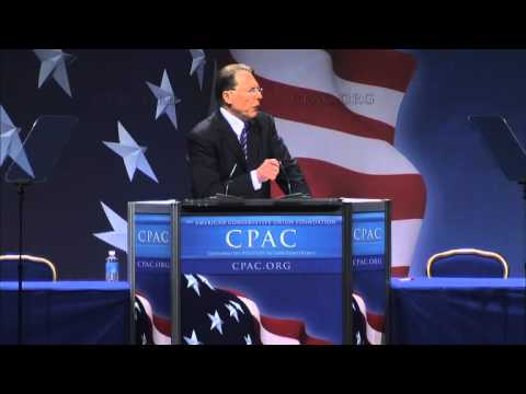 NRA EVP and CEO Wayne LaPierre - Speech to CPAC 2011 - Washington, DC