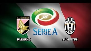 Palermo vs Juventus 0 1 Serie A Highlights & All Goal 24 September 2016