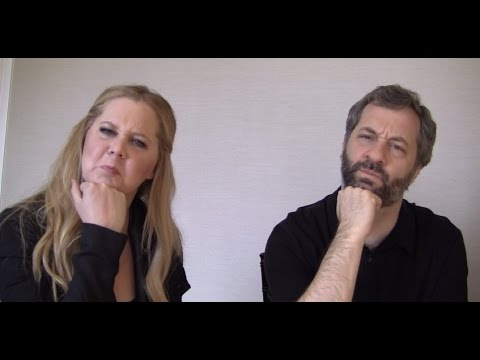 Amy Schumer And Judd Apatow Talk 'Trainwreck', Lebron James, Woody Allen