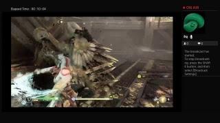 God of war dragon 1st Valkyrie