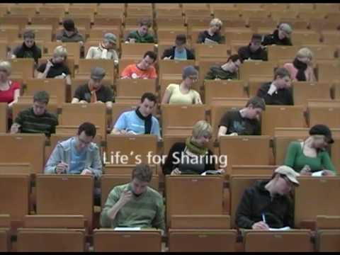 Life's for Sharing - Student Edition
